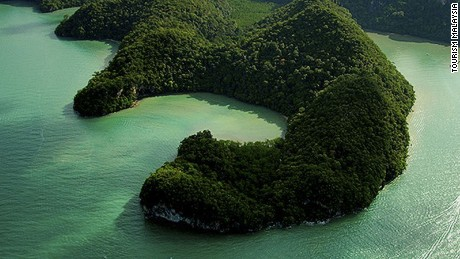 Langkawi is the only site in Southeast Asia to have been granted UNESCO Geopark status.