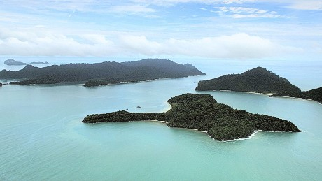 Have boat, will island-hop. Langkawi is surrounded by about 100 islets that can be explored on a day trip.
