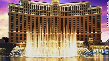 The Bellagio's intended name was Beau Rivage, but that moniker later went to the resort and casino in Biloxi, Mississippi. According to Paul Anka, it was his idea -- as were a lot of ideas.