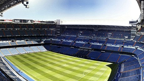 Real Madrid perenially generates more revenue than any other football club in the world.