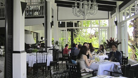 Antonio's is viewed by many as the Philippines' best restaurant.