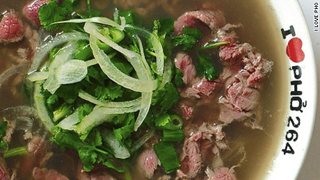 This authentic restaurant's BYO policy makes eating Vietnamese even more phon.