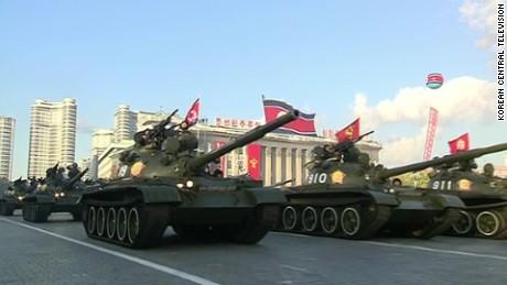 north korea military parade vo_00010604