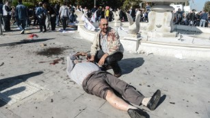 151010082206 restricted 03 ankara blast 1010 medium plus 169 - 95 Killed in two Bomb Blast in Turky