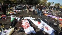 151010084450 14 ankara blast 1010 small 169 - 95 Killed in two Bomb Blast in Turky