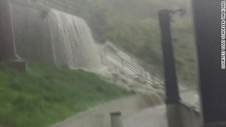 washington tacoma high school stadium flooding_00001114