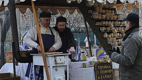 Jiřák market.
