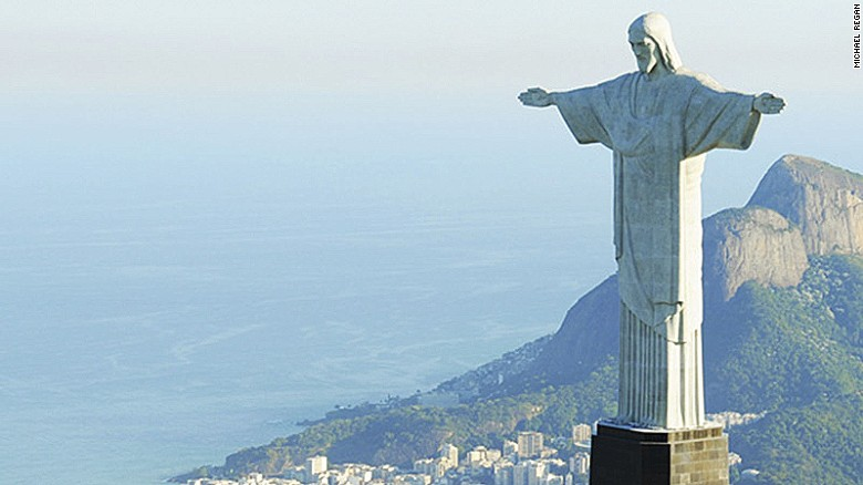Since 1930, Cristo Redentor has been Rio's all-encompassing icon.