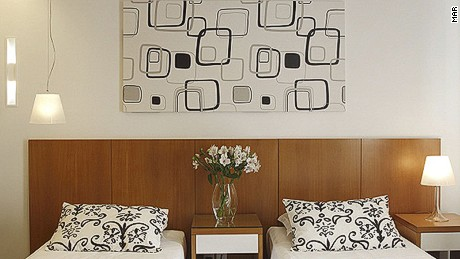 Mar Ipanema Hotel: As stylish as its namesake beach.