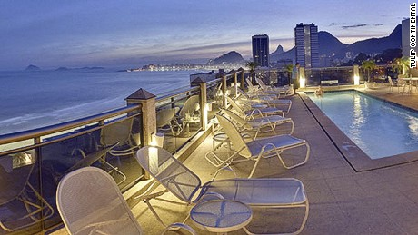 Golden Tulip: Best value view in Rio.