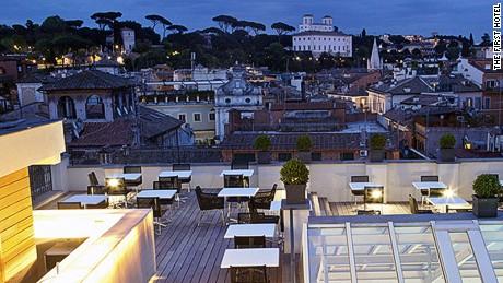 Restaurants Near Turner Hotel Rome