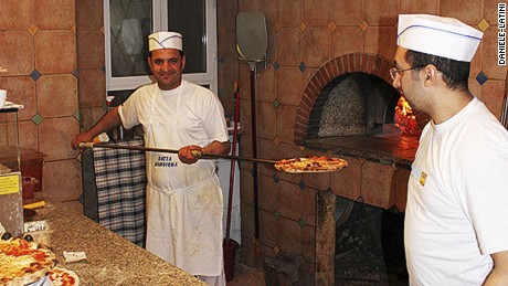 Get ready. The best pizza in Rome is coming your way.