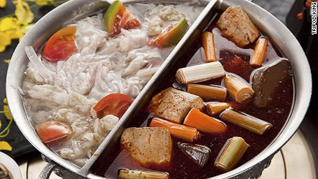 All-you-should-eat hot pot.