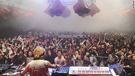 Relive the 1990s at Tokyo mega-club ageHa.