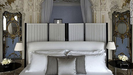 You can sleep under a Tiepolo ceiling in Aman Resort's first property in a major European city.