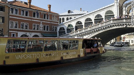 The best of Venice starts here.