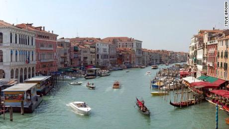 Venetian for gridlock.