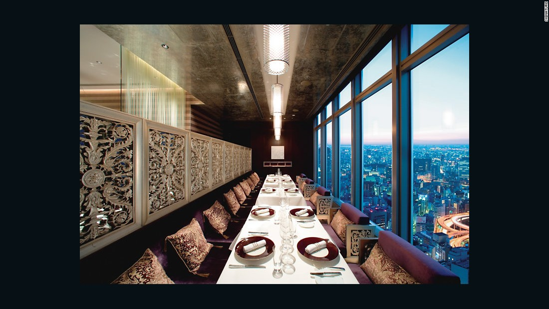 What makes tokyo the world 39 s greatest food city for Hotel francs tokyo