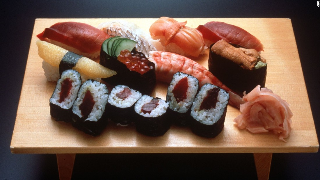 Sushi's definitely the star of Tokyo's dining scene but there's so much more to the city's culinary landscape -- and we're not just talking Japanese. Many of Tokyo's Michelin-starred restaurants are European, including 50 French restaurants.