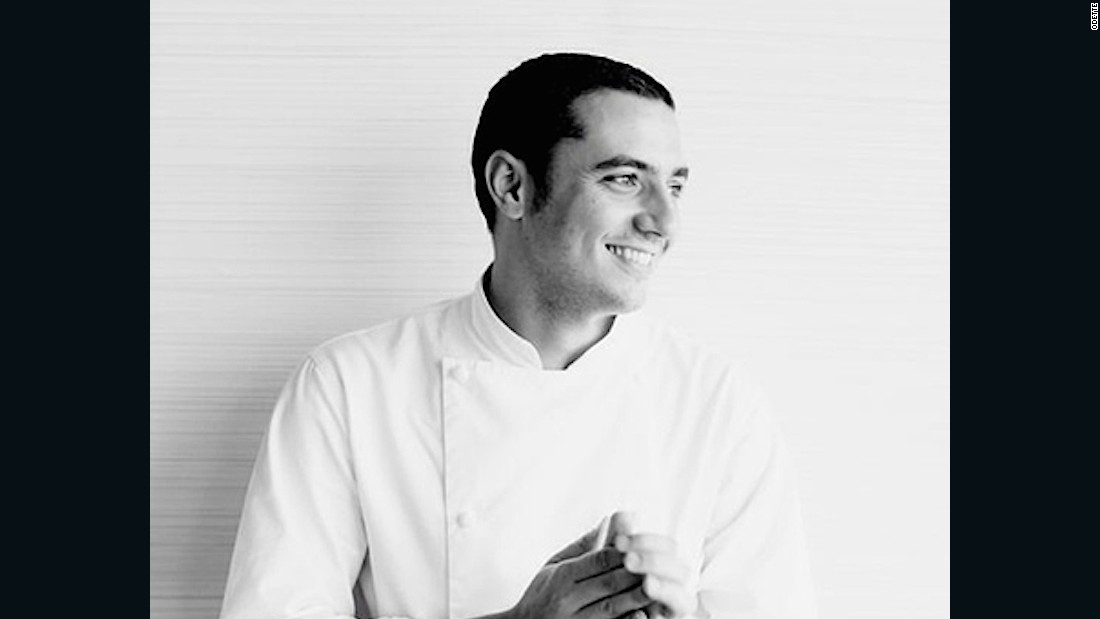 Two-star recipient Odette, run by award-winning chef Julien Royer, is a modern French restaurant located in Singapore's National Gallery.