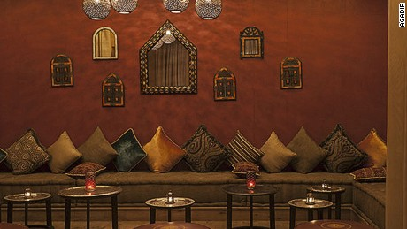 The best Moroccan in the city. And we're not just talking about the food.