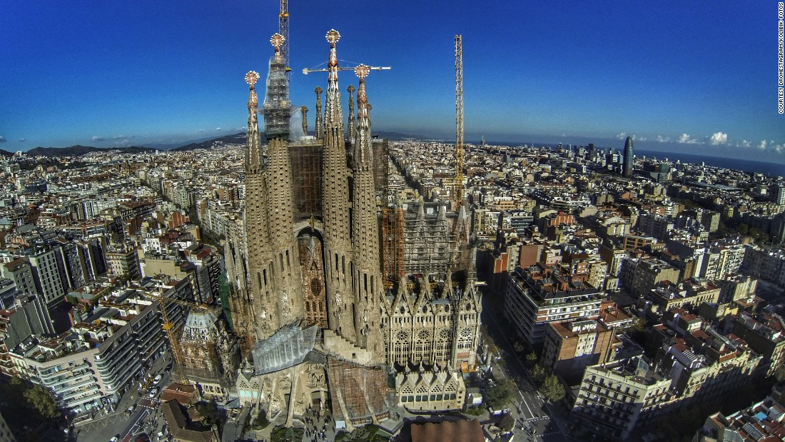 Long at odds with Madrid, Catalonia remains part of Spain despite more than 1.6 million people voting for independence in an unofficial poll in 2014. The jewel of Spain's northeastern region is Barcelona, once the playground of artist and architect Antonio Gaudi.