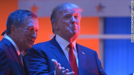 GOP rival likens Trump to Nazis