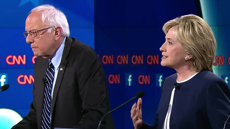 Clinton: We need to save capitalism from itself