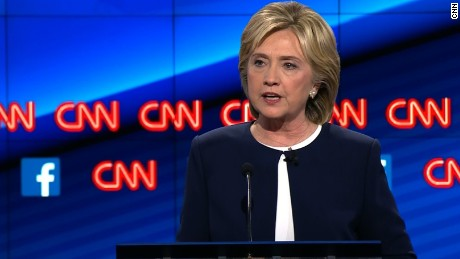 Hillary Clinton Democratic Debate putin answer