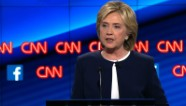 Hillary Clinton: We have to stand up to 'bully' Putin