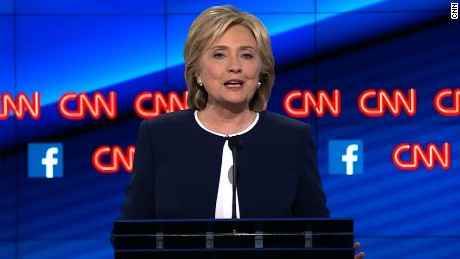 hillary clinton democratic debate benghazi answer