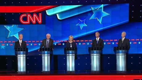 democratic debate candidates proudest enemies 30_00000725