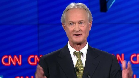 lincoln chafee democratic debate glass steagall vote 31_00001013.jpg