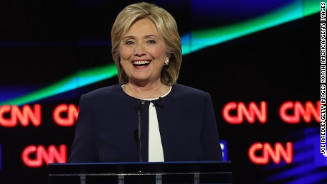 Best of Hillary Clinton from the #DemDebate