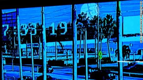 NS Slug: FL:PLANE CRASH MOBILE HOME-SURVEILLANCE VIDEO  Synopsis: Florida plane crash caught on surveillance video  Keywords: FLORIDA FLORIDA LAKE WORTH PALM BEACH COUNTY