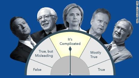 Debate reality check: gun control