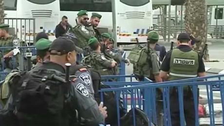 israel erupts in violence dnt wedeman_00020525