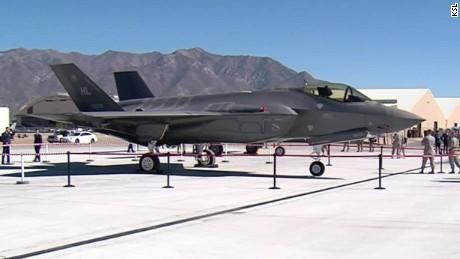 f-35 fighter jets unveiled hill utah air force base dnt_00001824