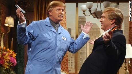 Opinion: Don't put Trump on 'SNL'