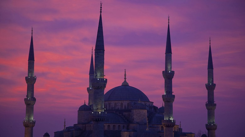 Sitting astride the divide between Europe and Asia, Istanbul is surrounded by a region in turmoil. But the city is a joyous reminder that it doesn't have to be that way.