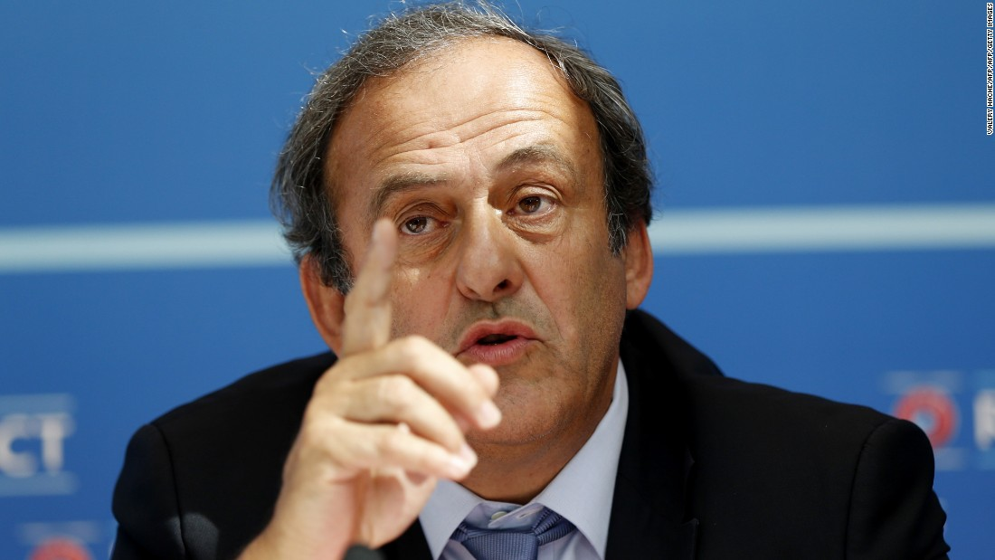UEFA president Michel Platini was the first to enter the FIFA presidential race back in July, but questions remain over whether he is even still eligible to stand in the election after he was provisionally banned from football for 90 days.