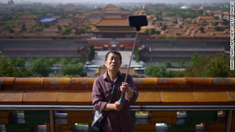 China's tools to control the web