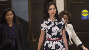 Huma Abedin's life and career