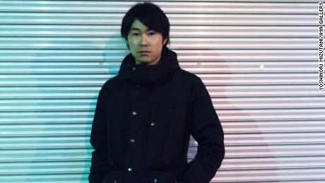 Photographer Yoshinori Mizutani
