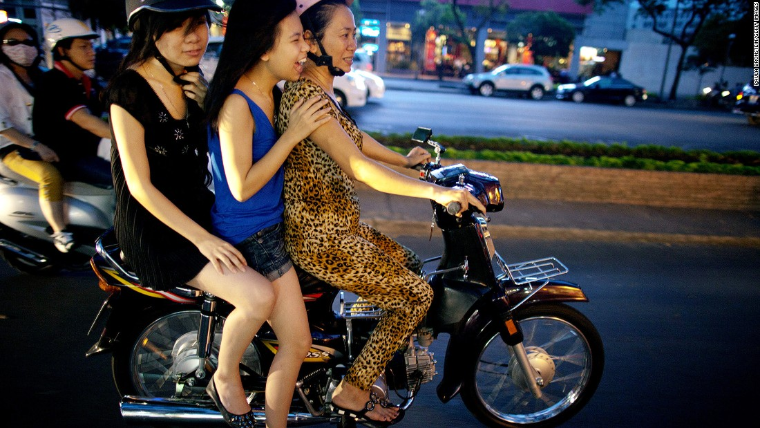 "Ho Chi Minh City is ""Vietnam at its most dizzying,"" says Lonely Planet."