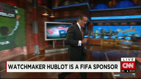 exp Jean-Claude Biver, CEO of TAG Heuer & chairman of Hublot, discusses FIFA_00002001