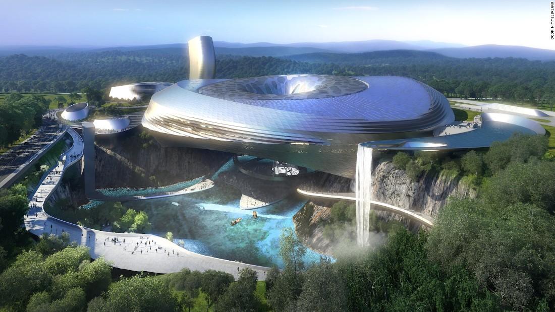 Itibi Ra 2-építészet