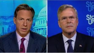 Jeb Bush slams Donald Trump for 9/11 remarks