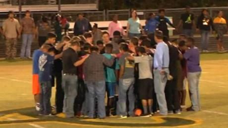 east texas high school football player death coach sot_00002412