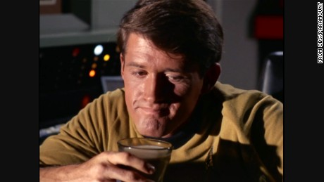 """Bruce Hyde plays the character Riley on """"Star Trek"""""""